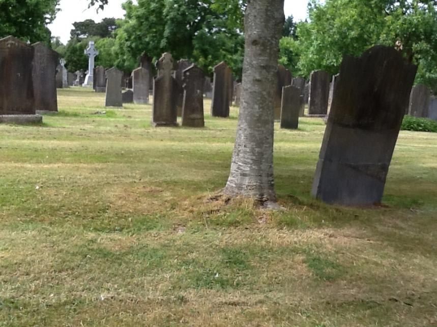 Catherines Prendergast's Grave