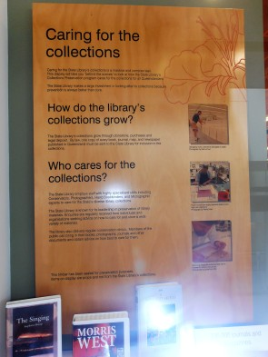 Conservation Queensland Library