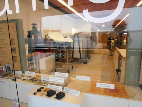 Conservation Lab Queensland Library