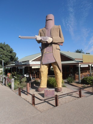 Larger than life - the true Ned Kelly