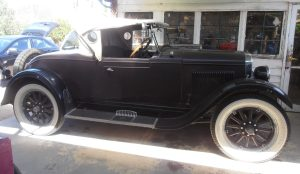 1928 Dodge - Restored by Rodney Rawlings