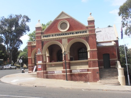 Omeo Post Office