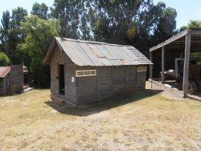 Penders Court Washroom-Slab Hut