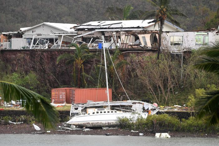 Shute Harbour - courtesy ABC News